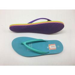 Form-Flipflop-Frauen-Strand-beiläufige Frauenschuhe Fußbekleidung