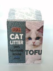 Senhorio 2mm Tofu Serapilheira Cat elevada absorção de água