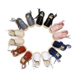 여름 새 아기 샌들 패션 아기 소녀 모카신 유아 유아용 신발 착용 중단 0-24M