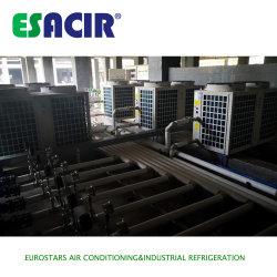 Neues Energie-Wärmepumpe-System für das Haus-Heizungs-Abkühlen