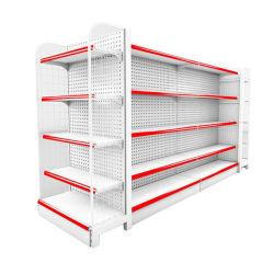 Minimarket Grocery supermercato Mostra Gondola Supermarket Shelves