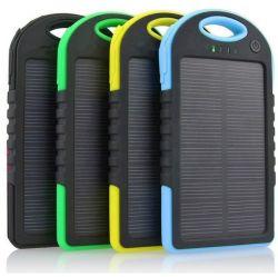 Cargador solar portátil batería recargable del Banco de potencia