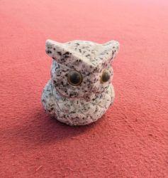 Schattig mooie hand werk Carving Graniet kleine Dieren standbeeld