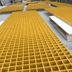 Grill FRP voor Installatie op Platform
