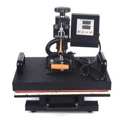 Combo 8 en 1 Máquinas de prensa de calor de la sublimación de la placa de pluma sombrero taza Puzzle Camiseta máquina de impresión