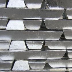 99,99% de bonne qualité de magnésium de haute pureté/alliage en aluminium/aluminium /Zinc /Alliage de zinc métal/I pour la vente de lingots