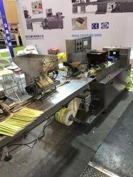 أدوات المائدة الورقيّة آلة التعبئة السكاكين/الشوكة البلاستيكية للبلاستيك ملعقة / بلاستيك، ماكينة تغليف قابلة للمسح الرطب