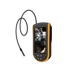 """P 1080p HD видео камеры инспекции промышленных эндоскопа Borescope 4,3"""" экране фотокамеры кабель 2 м"""