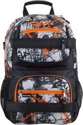 حقيبة ظهر جديدة أنيقة مزدوجة الأربطة لوح التزلج متعددة الأغراض الرياضية حقيبة السفر