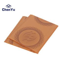 PVC Cielo Rasoは天井の内部の浴室PVC天井の装飾にパネルをはめる
