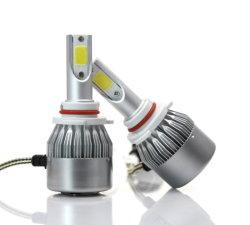 Auto Zubehör Lampe Auto Lighting System H7 C6 LED Scheinwerfer Glühlampe H4