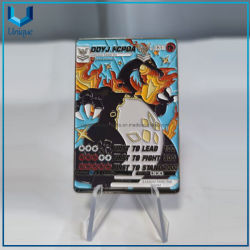 بطاقة لعبة 2D بوكيمون المينا المعدنية Coin, تصميم مخصص عمل فني مجاني القوات البحرية التذكارية في هدايا تذكارية