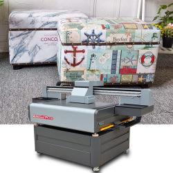 고품질 체크 kJ-9060UV CE4-M 프린트 헤드 평판 UV 프린터(와 함께 사용 최고의 가격