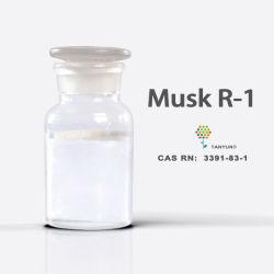 No CAS 3391-83-1 R-1 de aceite de almizcle fragancia fijador