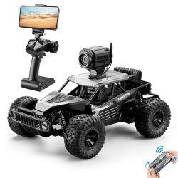 La alta calidad vehículo off-road Teléfono móvil de alta velocidad de transmisión de vídeo en tiempo real de Control de Radio Control de la cámara Coche de juguete