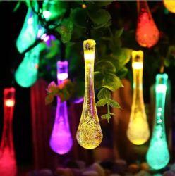 لون متعدّد خارجيّة شمسيّ خيط يصمّم أضواء مع ذاكرة عطلة زخرفة 50 [لد] عيد ميلاد المسيح زخرفة