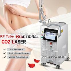 CE 승인 피부 표면 재처리 최고의 CO2 분획 레이저 장치 스트레치 마크 안티에이징