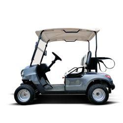 تصميم جديد لعبة غولف عربة مصنع إمداد أسعار وجودة 2 مقعد سيارة جولف كهربائية