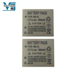 per la batteria di serie Nb-4L Nb4l di Powershot di serie di Ixy di serie di Canon Ixus