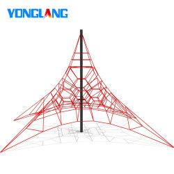 Yonglangの屋外の子供の演劇のネットのクライマー(YL57462)