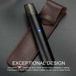 100%漏出ヘルスケアのVapeの始動機キット500のパフの大きい雲小型E-のタバコ無し