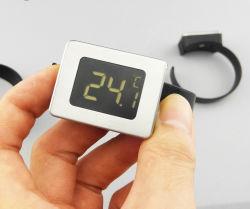 Digitale Lcd-Wijnflessenthermometer Van Hoge Kwaliteit