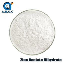 Food Grade dihydraté organiques Acétate de zinc CAS 5970-45-6