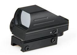 Vista riflessa Cl2-0070 del PUNTINO rosso e verde di 1X22X33 tattico