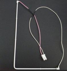 L форма U форма Ассамблеи CCFL лампы подсветки с проводами используется для подсветки ЖКИ