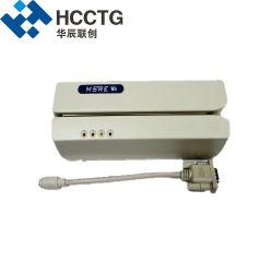 كاتب قارئ بطاقات IC مغناطيسي لـ RS232 USB (HC4777)