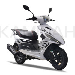 La Chine gaz 125cc Scooters scooter moto Moto essence Ghost Fire