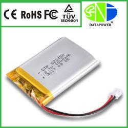 Batteria del polimero del litio di Lipo 3.7V 1000mAh del fornitore della Cina con la lista dell'UL del KC