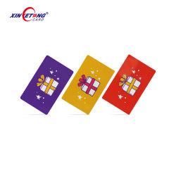 アクセスを可能にする復旦チップカード搭載復旦 IC カード カード M1 パーキングカード ID VIP カードカスタマイズ