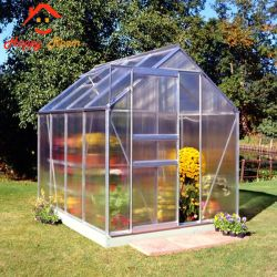 Populair Aluminium Glasshouse Serre Serre Hothouse Warm House