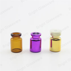 Huile essentielle le réactif petite bouteille de verre pour la fille d'utiliser