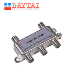 China 5~1000 MHz CATV 4-wegs splitter voor binnen
