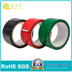 Высокое качество 63 mic красочные BOPP Самоклеющиеся электрической изоляции рулона ленты