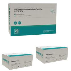 Cavid 19の中和の抗体の急速な診断試験キット