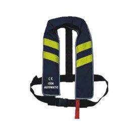 Высокое качество и удобство в использовании автоматическая надувной спасательный жилет с сертификат CE