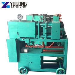 Regolazione della ribalto dell'estremità dell'asta in acciaio idraulico per la forgiatura della filettatura parallela
