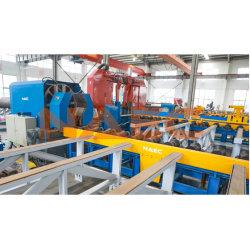 고속 CNC 파이프 베벨링 기계