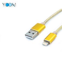 câble de données de haute qualité Ycom câble du chargeur USB pour iPhone