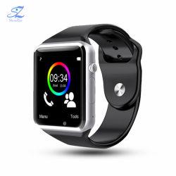 Multifunktions-Bluetooth A1 Smart Watch Sport Pedometer mit SIM-Kamera Smartwatch für Android iPhone