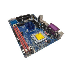 Metherbaord G41 -775 は DDR3 1333/1066/800 メモリをサポートしています