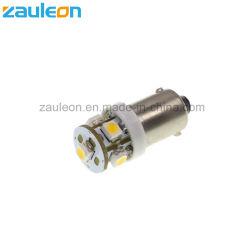 Ba9s scaldano la Non-Polarità miniatura bianca delle lampadine di 6V 12V LED