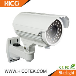 2MP IP van de Kogel van de Camera's van de Veiligheid van het Toezicht van de Oplossing van kabeltelevisie de Veiligheid van het Huis van de Camera