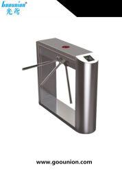 Ponte de segurança de reconhecimento de RFID automático Stype Waist-High catraca para tripé