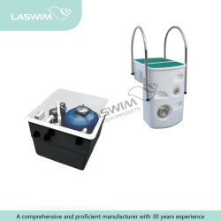 Eenheid van de Filtratie van de Verkoop van Laswim de Hete voor Zwembad