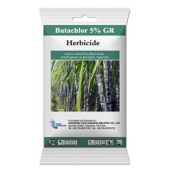 El uso popular de plaguicidas Weedicide Butachlor 5% GR para el cultivo de la salud