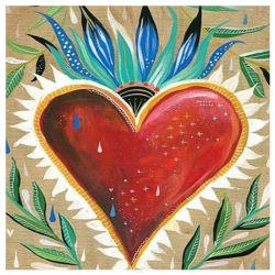 تجريديّ قلب فجلة [ديي] ماس فنّ صورة زيتيّة [رهينستون] فنّ صورة زيتيّة